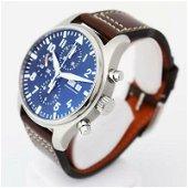 Authentic IWC Pilot Watch Chronograph Petit Prince
