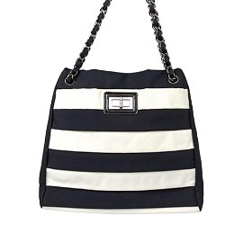 Authentic Chanel Reissue Nylon Tote Bag
