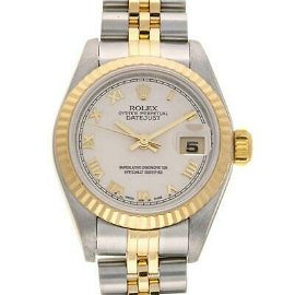 Authentic Rolex Datejust No.F 2004 79173 Stainless