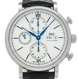 Authentic IWC Portofino Chronograph IW391024 Automatic