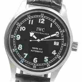 Authentic IWC Pilot Mark XVI IW325516 Limited Automatic