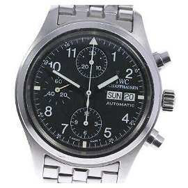 Authentic IWC Mechanical Chronograph IW370607 Automatic