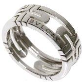 Authentic Bvlgari Parentesi OpenWork Ring # 53 K18
