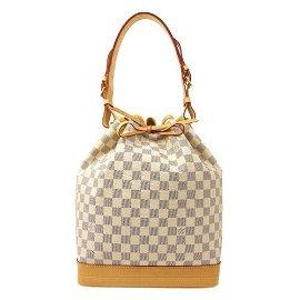 Authentic LOUIS VUITTON NOE DRAWSTRING SHOULDER BAG