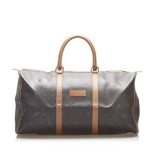 Authentic Dior Honeycomb Travel Bag
