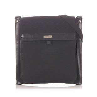 Authentic Gucci Nylon Crossbody Bag
