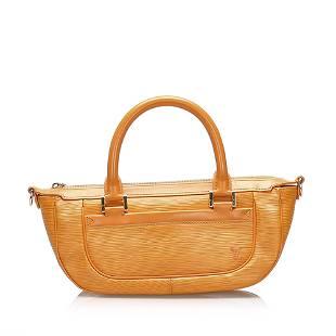 Authentic Louis Vuitton Epi Dhanura PM