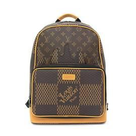 Authentic Louis Vuitton Campus Backpack Virgil Abloh