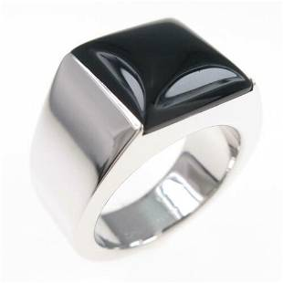 Authentic Cartier Tank Max Ring
