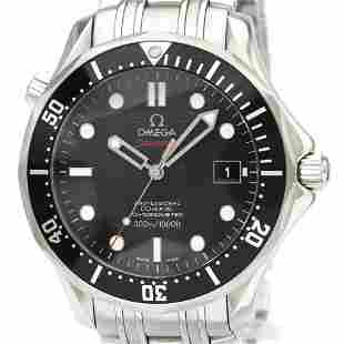 Authentic OMEGA Seamaster Diver 300M Co-Axial Watch