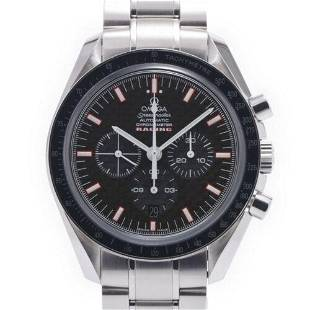 Authentic OMEGA Speedmaster Racing Carbon Dial 3552.59