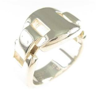 Authentic HERMES 925 Ring