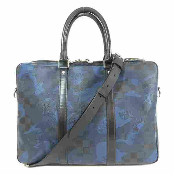 Authentic Louis Vuitton N41507 Porto Documan Voyage PM