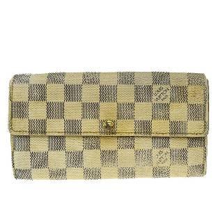 Authentic Louis Vuitton Damier Azur International