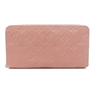 Authentic Louis Vuitton M64090 Zippy Wallet Unplant