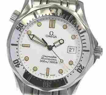 Authentic Omega Seamaster 300 Date 2562.20 Quartz