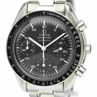 Authentic OMEGA Speedmaster Automatic Steel Mens Watch