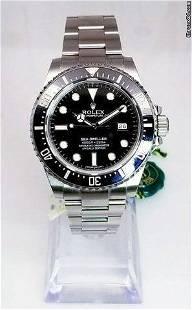 Authentic Rolex 4000 Ref#Rolex Sea-Dwell 116600