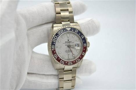 Authentic Rolex GMT-Master II