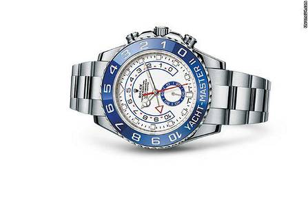 Authentic Rolex Yacht-Master II New style hands