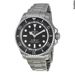 Authentic Rolex Sea-Dweller DEEP-SEA 116660