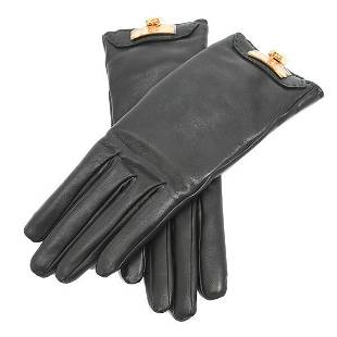 Authentic Hermes SOYA Gloves Touch Panel Compatible