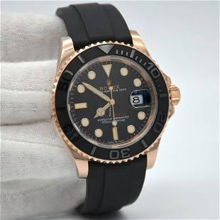 Authentic Rolex Yacht-Master 40 Like New