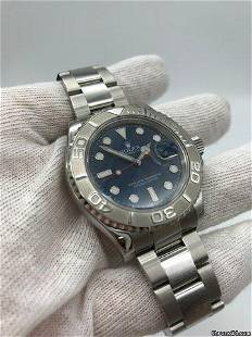 Authentic Rolex Yacht-Master 40