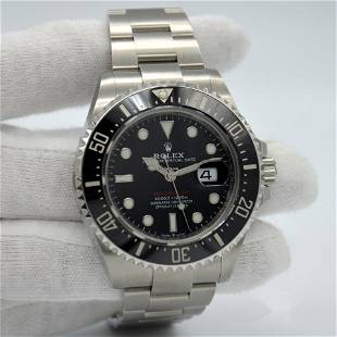 Authentic Rolex Sea-Dweller 43mm New 126600