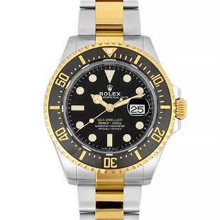 Authentic Rolex Sea-Dweller 126603 Random number