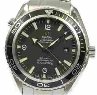 Authentic Omega Seamaster 600 Planet Ocean 2200.50