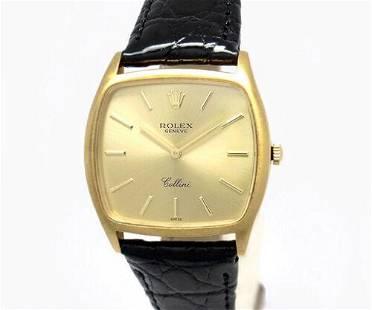Authentic Rolex 3805/8 Cellini Manufactured around 1975