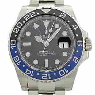 Authentic Rolex GMT Master II Random Men's Watch