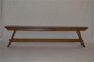 Vintage Oak Benches Stools For Sale Antique Oak Benches Stools