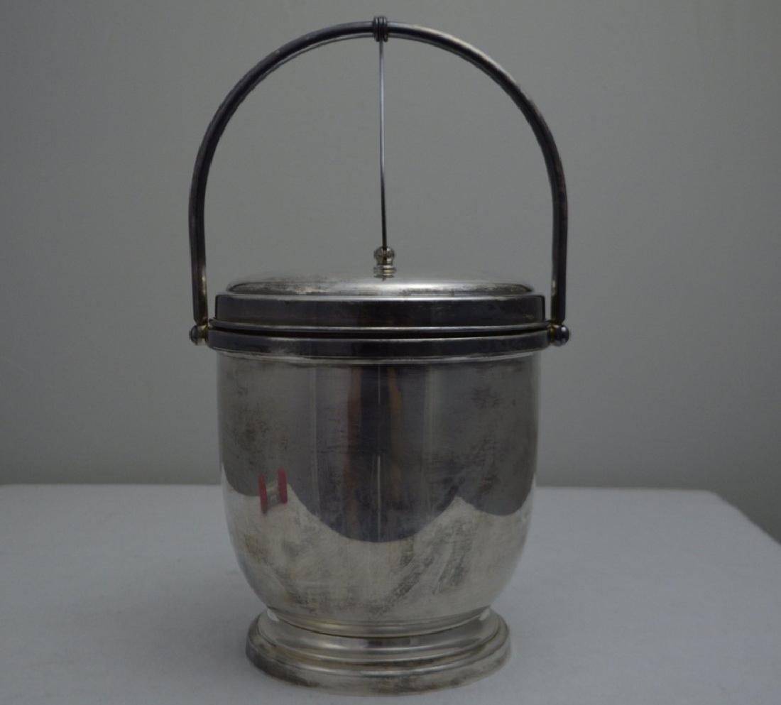 International Silver Co. Silver Plate Ice Bucket