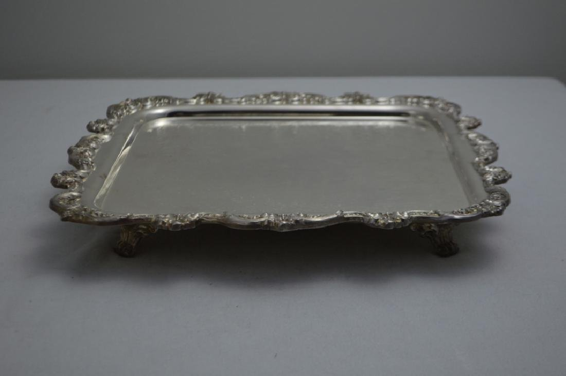 Towle Silver Plate Square Serving Dish