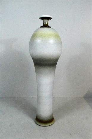 Tall Sculptural Vase