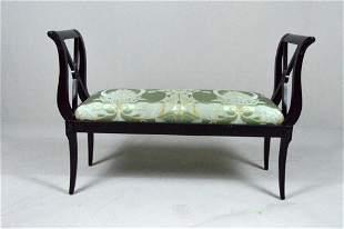George III Style Bench