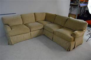 Contemporary Pearson Three-Piece Section Sofa