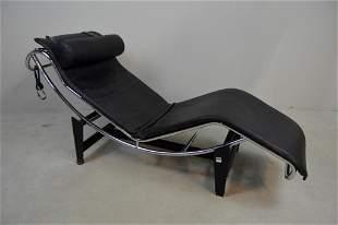 Le Corbusier Style Chaise Lounge