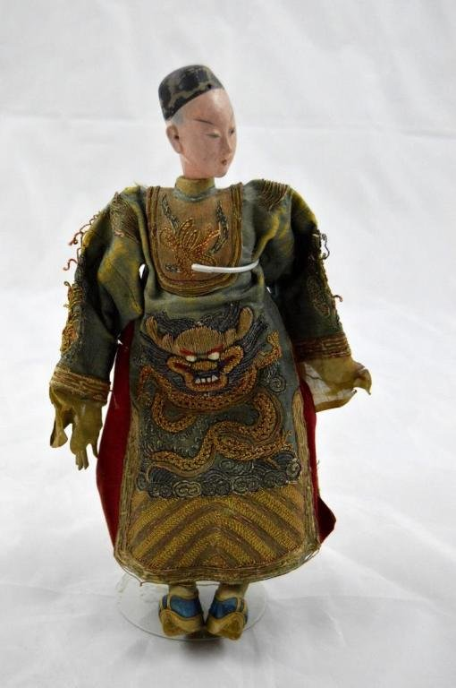 Chinese Puppet Figure