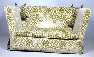 Modern Knoll Style Love Seat