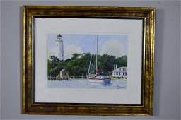 Ed Starnes, Ocracoke Island, NC