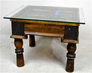 Spanish Colonial Style Side Table