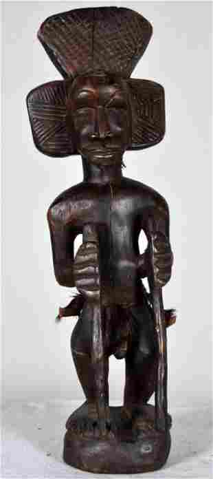 Chokwe Figure of a Man