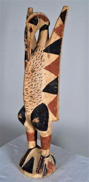 Dogon Bird Figure