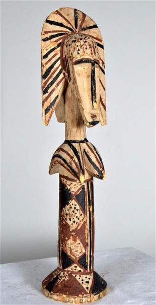 Dogon Polychrome Fertility Figure
