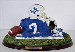 KY Tim Couch Commemorative Sculpture