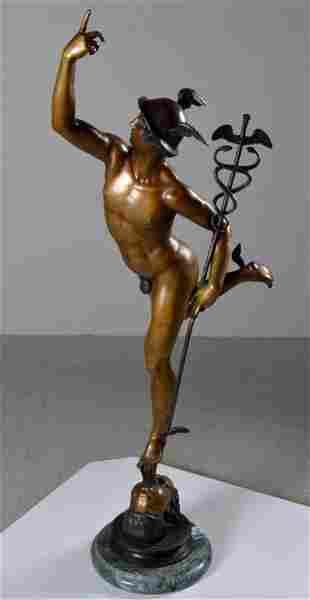 After Giambologna B Boschetti (Italian, c.1820-79)