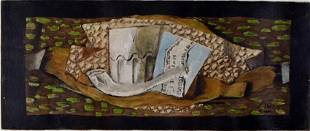 After Georges Braque (French, 1882-1963)